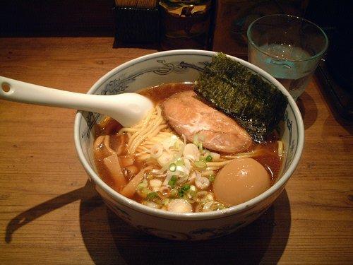 麺屋 武蔵・くん玉ラーメン