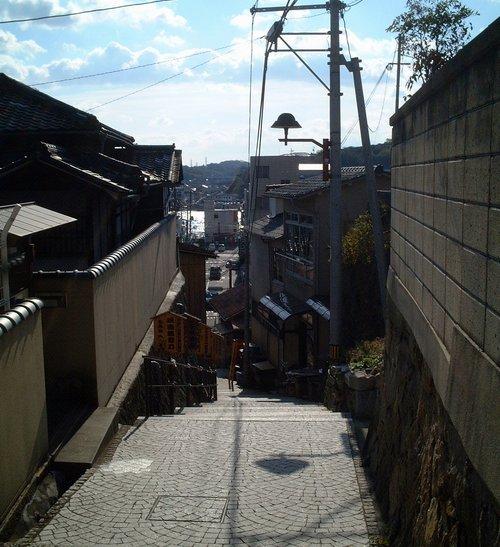 坂からの景色1